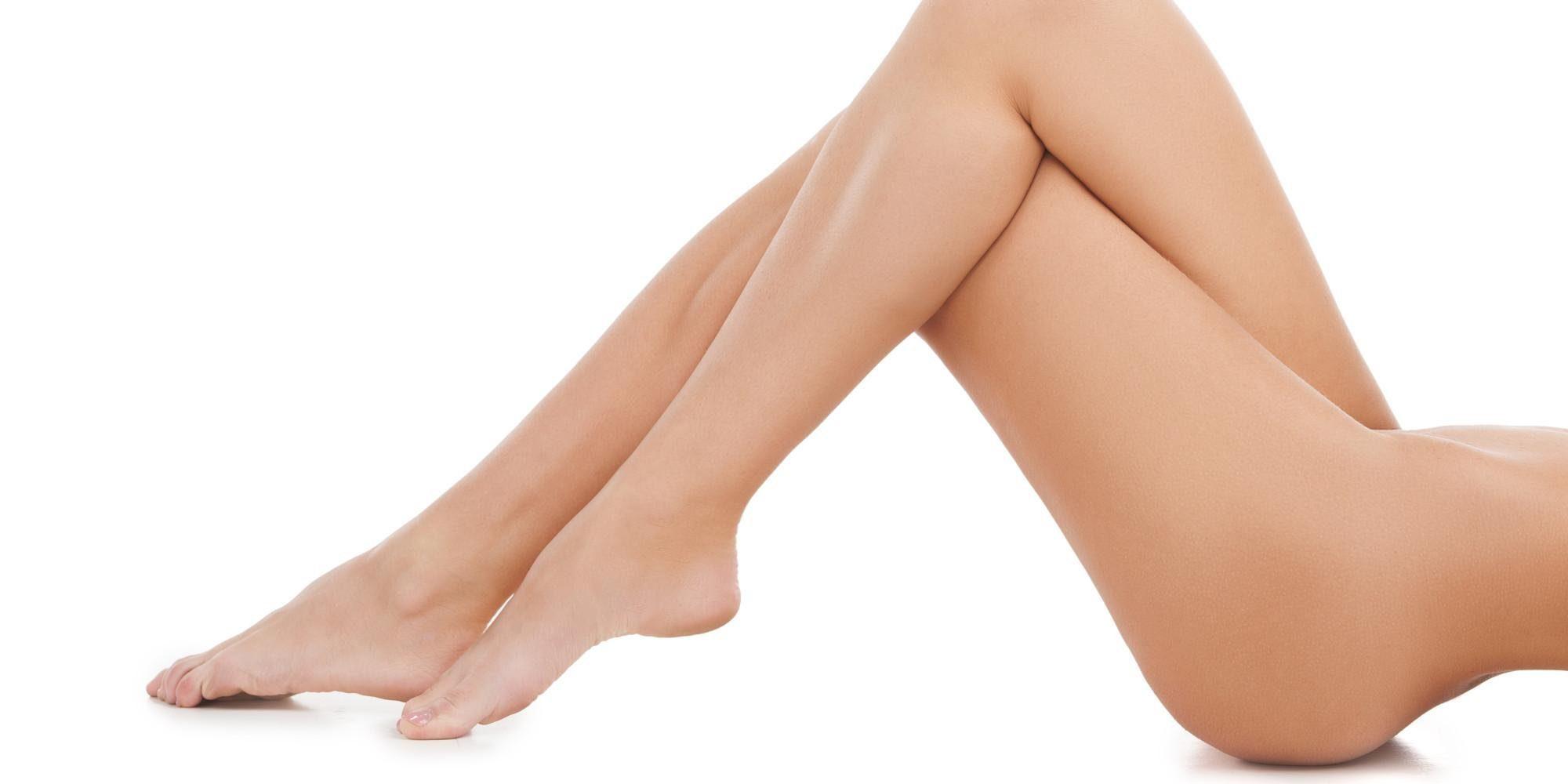 Липосакция коленей, ног (за зону)